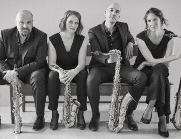 Neues Werk für Saxophonquartett!