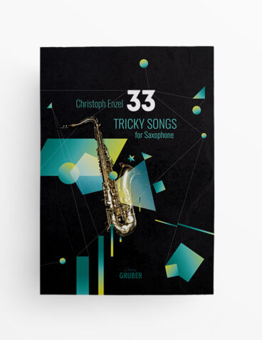 33 Tricky Songs For Saxophone