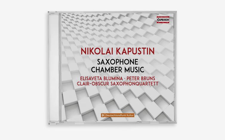 Nikolai Kapustin: Saxophone Chamber Music