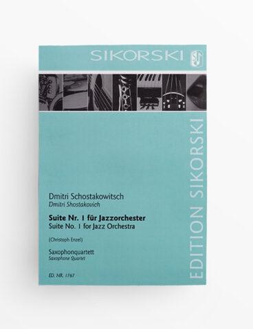 Suite Nr. 1 für Jazzorchester