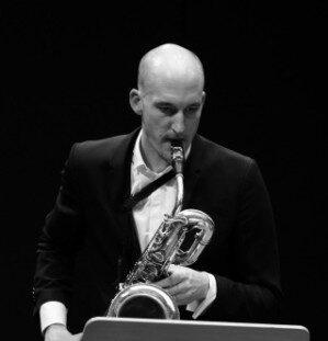 Neues Solostück für Baritonsaxophon online